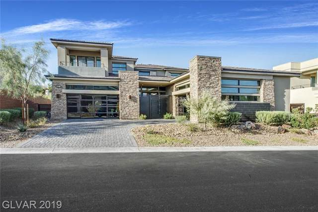 11448 Opal Springs, Las Vegas, NV 89135 (MLS #2145548) :: Hebert Group | Realty One Group