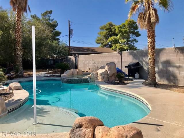 4476 W Eldorado, Las Vegas, NV 89139 (MLS #2145555) :: The Snyder Group at Keller Williams Marketplace One