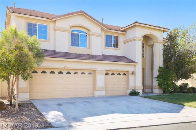 227 Auster Park, Las Vegas, NV 89148 (MLS #2145569) :: Hebert Group | Realty One Group