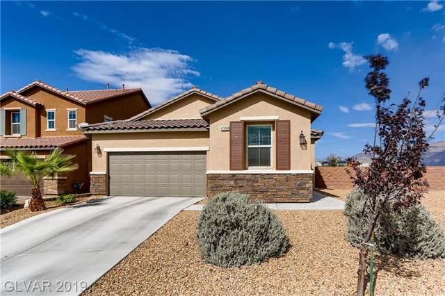 4304 Hatch Bend, North Las Vegas, NV 89031 (MLS #2145584) :: Trish Nash Team