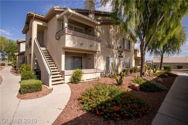 5710 Tropicana #1095, Las Vegas, NV 89122 (MLS #2145587) :: Performance Realty
