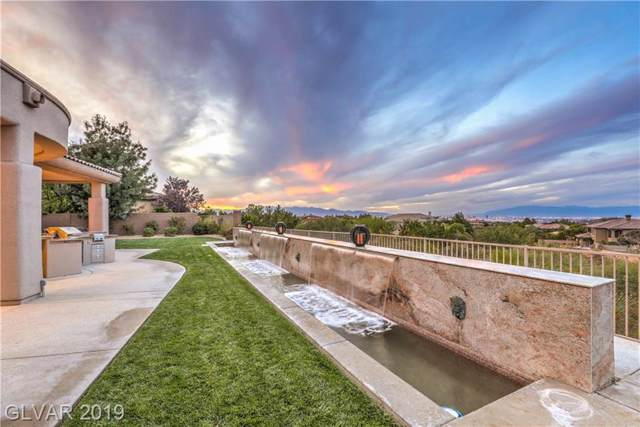 6 Brookridge, Henderson, NV 89052 (MLS #2145608) :: The Perna Group