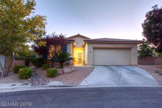 10517 Angel Alcove, Las Vegas, NV 89144 (MLS #2145626) :: The Perna Group