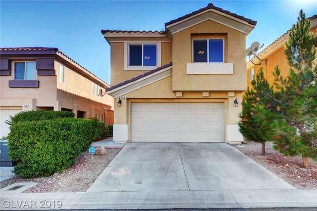 286 Fairway Woods, Las Vegas, NV 89148 (MLS #2145631) :: The Perna Group