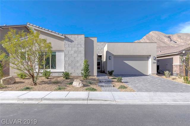 3021 Raywood Ash, Las Vegas, NV 89138 (MLS #2145647) :: The Snyder Group at Keller Williams Marketplace One