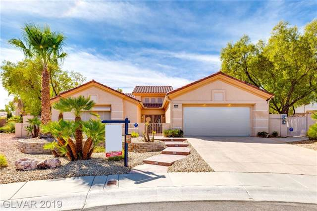 10021 Hope Island, Las Vegas, NV 89134 (MLS #2145655) :: The Snyder Group at Keller Williams Marketplace One