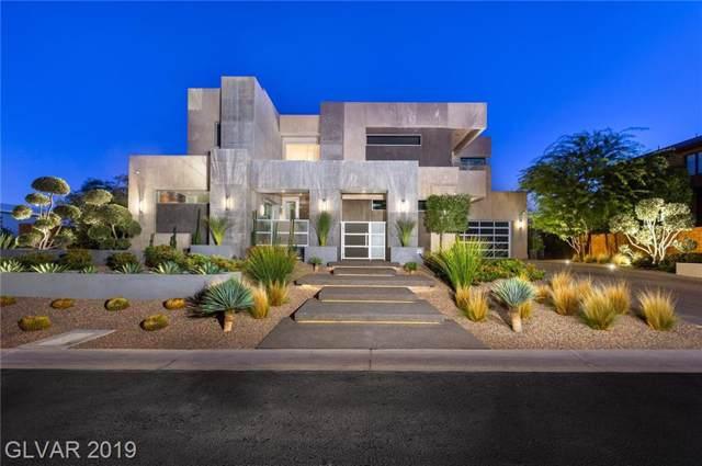 35 Meadowhawk, Las Vegas, NV 89135 (MLS #2145674) :: Vestuto Realty Group