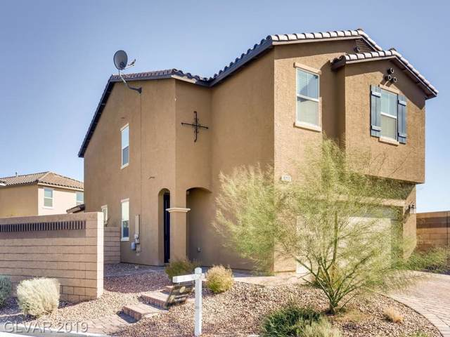 9211 Ellington Hill, Las Vegas, NV 89148 (MLS #2145675) :: Hebert Group | Realty One Group