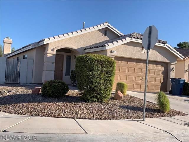 7816 Blue Charm, Las Vegas, NV 89149 (MLS #2145704) :: Signature Real Estate Group