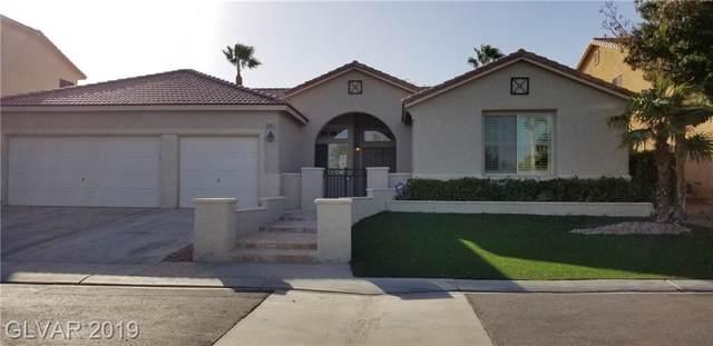 5207 Ridge Heights, Las Vegas, NV 89148 (MLS #2145714) :: Hebert Group | Realty One Group