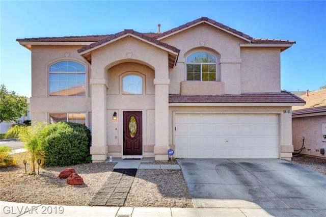 8101 Peach Flare, Las Vegas, NV 89143 (MLS #2145735) :: Trish Nash Team