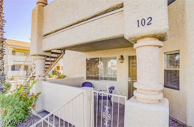 917 Boulder Mesa #102, Las Vegas, NV 89128 (MLS #2145836) :: Hebert Group | Realty One Group