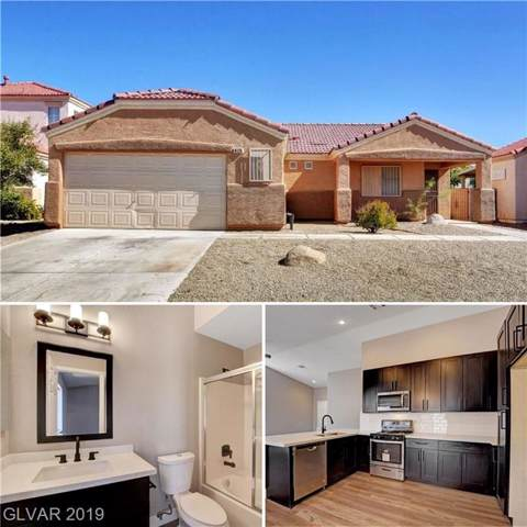 6126 Magic Mesa, North Las Vegas, NV 89031 (MLS #2145854) :: Hebert Group | Realty One Group
