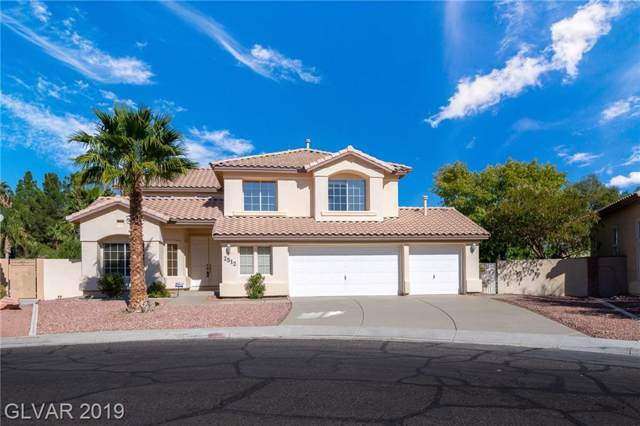 2512 Via De Pallon, Henderson, NV 89074 (MLS #2145892) :: Hebert Group | Realty One Group