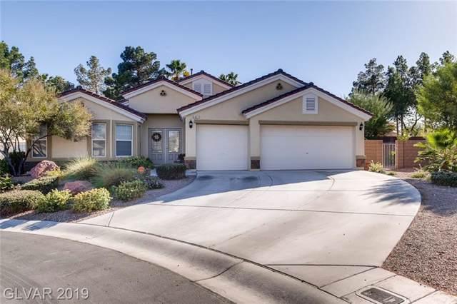 6421 Inwood Park, Las Vegas, NV 89130 (MLS #2145905) :: Vestuto Realty Group