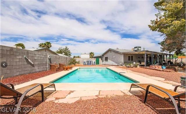 846 Palmerston, Las Vegas, NV 89110 (MLS #2145940) :: The Snyder Group at Keller Williams Marketplace One