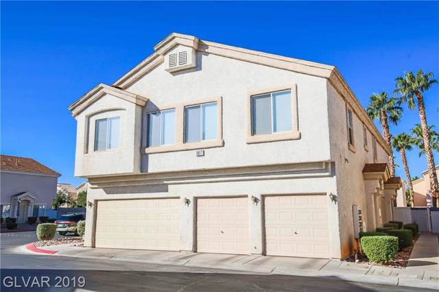 5917 Trickling Descent #101, Henderson, NV 89011 (MLS #2145946) :: Hebert Group | Realty One Group