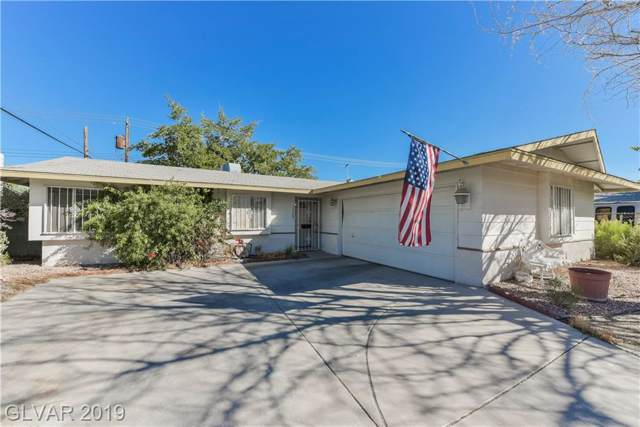 1520 Saylor, Las Vegas, NV 89108 (MLS #2145993) :: Hebert Group | Realty One Group