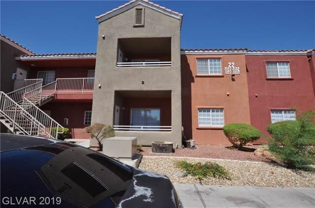 4730 E Craig #1129, Las Vegas, NV 89115 (MLS #2146086) :: The Snyder Group at Keller Williams Marketplace One