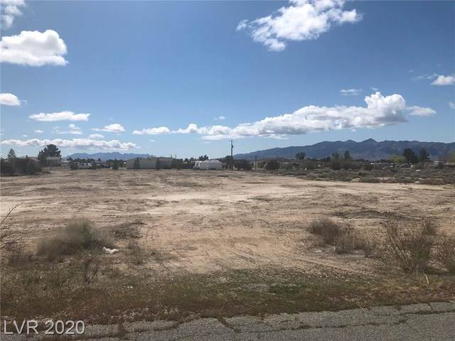 1861 E Bruce Street, Pahrump, NV 89048 (MLS #2146095) :: Performance Realty