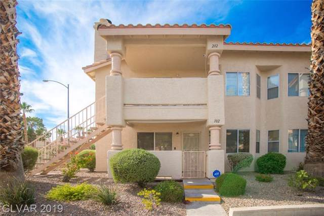 7944 Calico Vista #102, Las Vegas, NV 89128 (MLS #2146104) :: Team Michele Dugan