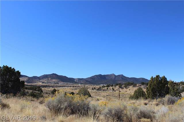 Highway 322, Pioche, NV 89043 (MLS #2146106) :: Signature Real Estate Group