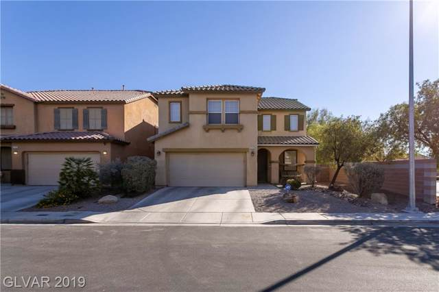 5712 Siena Rose, North Las Vegas, NV 89031 (MLS #2146146) :: Vestuto Realty Group