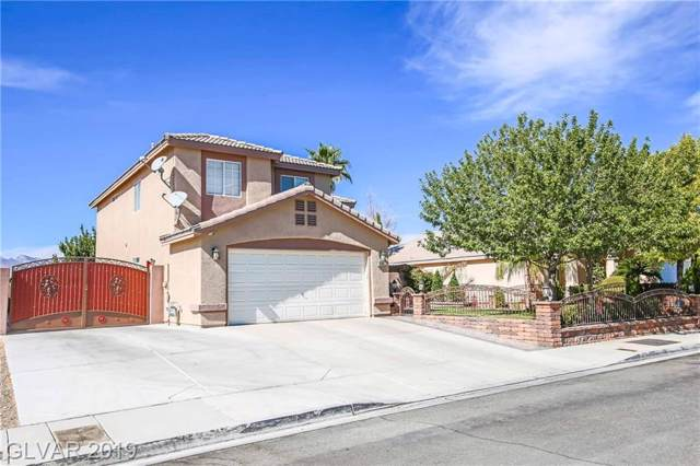 3701 Bethel Bay, Las Vegas, NV 89032 (MLS #2146165) :: Vestuto Realty Group