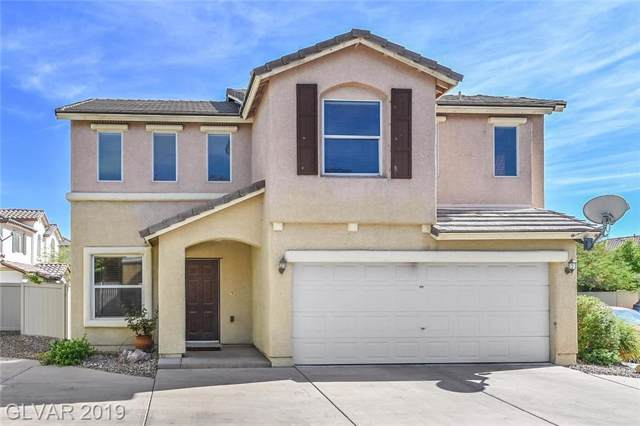 9926 Copano Bay, Las Vegas, NV 89148 (MLS #2146286) :: Vestuto Realty Group