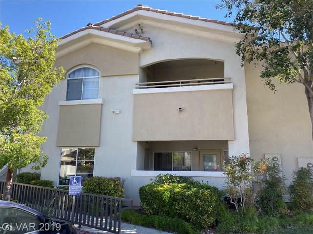1500 Cardinal Peak #101, Las Vegas, NV 89144 (MLS #2146296) :: Trish Nash Team
