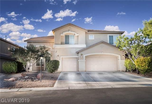 7813 Brookfield Cove, Las Vegas, NV 89131 (MLS #2146340) :: Trish Nash Team