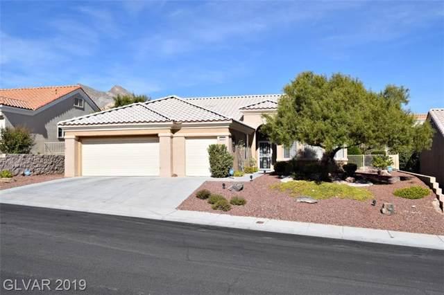 10808 Clarion, Las Vegas, NV 89134 (MLS #2146350) :: Trish Nash Team