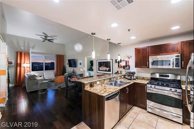 150 Las Vegas #2308, Las Vegas, NV 89101 (MLS #2146396) :: Trish Nash Team