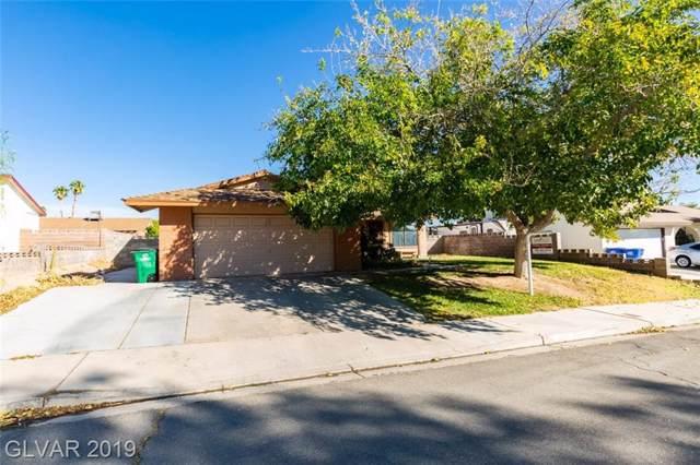 1319 Elsa, Boulder City, NV 89005 (MLS #2146400) :: Vestuto Realty Group