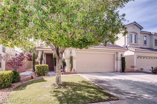 5753 Arrow Tree, Las Vegas, NV 89130 (MLS #2146430) :: Trish Nash Team