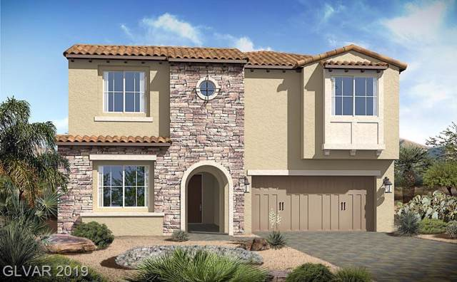844 Gallery Course, Las Vegas, NV 89148 (MLS #2146483) :: The Snyder Group at Keller Williams Marketplace One