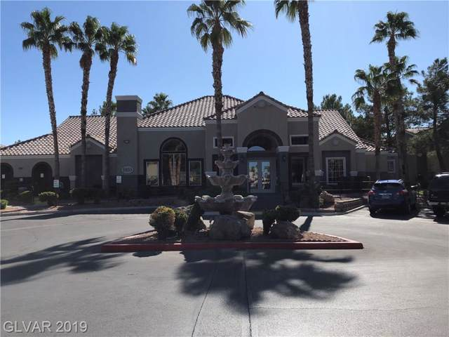 5055 Hacienda #2010, Las Vegas, NV 89118 (MLS #2146582) :: Trish Nash Team
