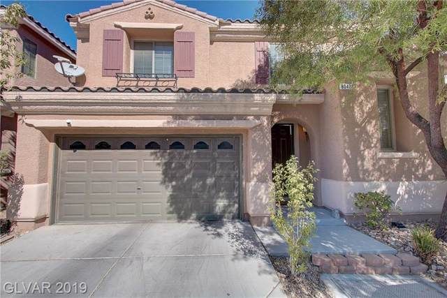8042 Sundance Valley, Las Vegas, NV 89178 (MLS #2146630) :: Trish Nash Team
