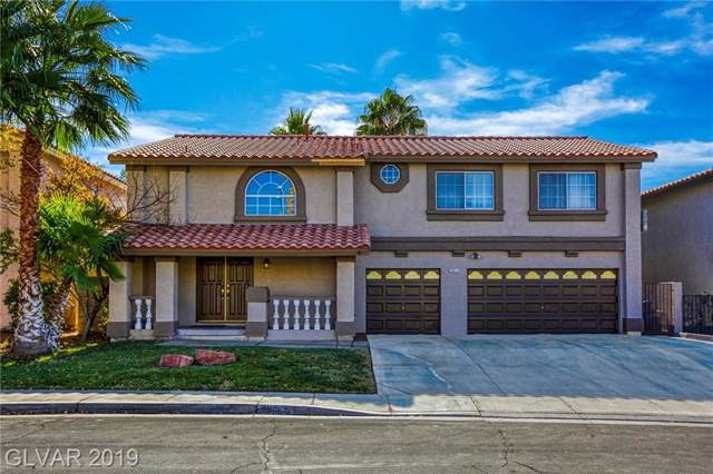 2815 Via Florentine, Henderson, NV 89074 (MLS #2147149) :: Signature Real Estate Group