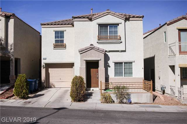 9132 Tailor Made, Las Vegas, NV 89149 (MLS #2147183) :: The Snyder Group at Keller Williams Marketplace One