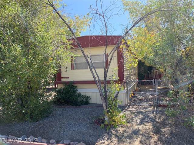 251 W Greenwater, Pahrump, NV 89048 (MLS #2147219) :: The Lindstrom Group