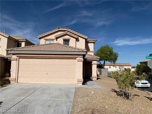 9566 Grapeland, Las Vegas, NV 89148 (MLS #2147293) :: Signature Real Estate Group