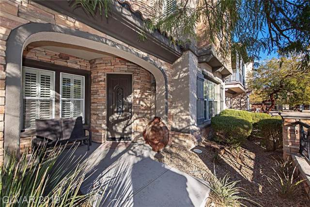7676 White Ginger, Las Vegas, NV 89178 (MLS #2147444) :: Signature Real Estate Group