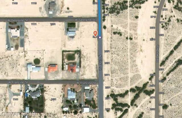 2670 N Linda, Pahrump, NV 89060 (MLS #2147641) :: The Mark Wiley Group | Keller Williams Realty SW