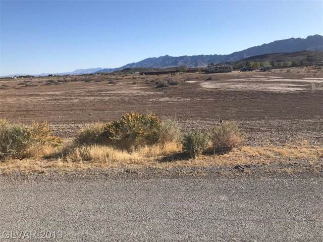 4701 W Flamingo Rd, Pahrump, NV 89048 (MLS #2147660) :: The Snyder Group at Keller Williams Marketplace One