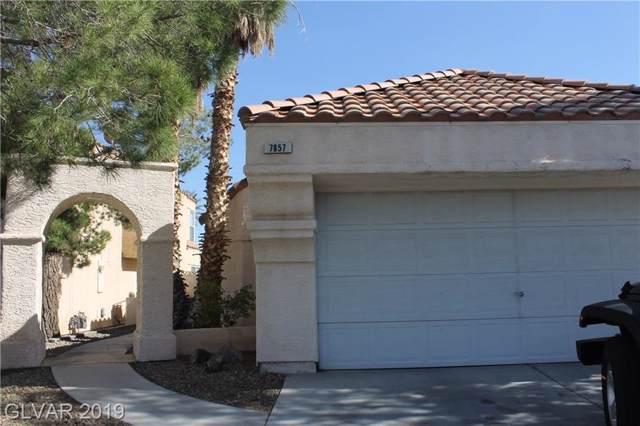7857 Mt Whitney Circle, Las Vegas, NV 89145 (MLS #2147695) :: Jeffrey Sabel