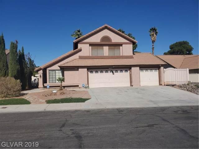 7112 Trading Post, Las Vegas, NV 89128 (MLS #2147716) :: Hebert Group | Realty One Group