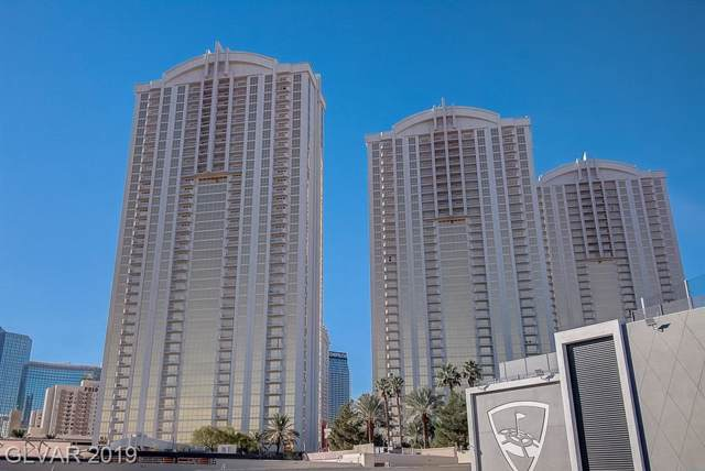 125 E Harmon Avenue #411, Las Vegas, NV 89109 (MLS #2147746) :: Signature Real Estate Group