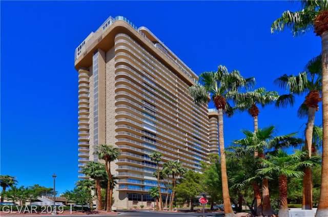 3111 Bel Air #207, Las Vegas, NV 89109 (MLS #2147845) :: Trish Nash Team