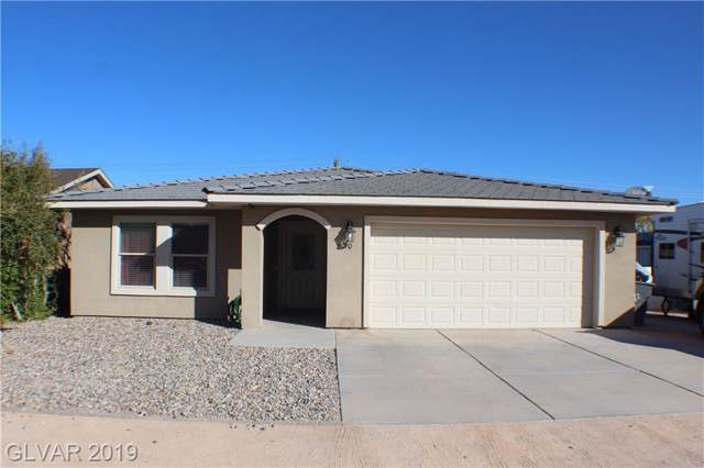 320 Thomas, Overton, NV 89040 (MLS #2147865) :: Signature Real Estate Group